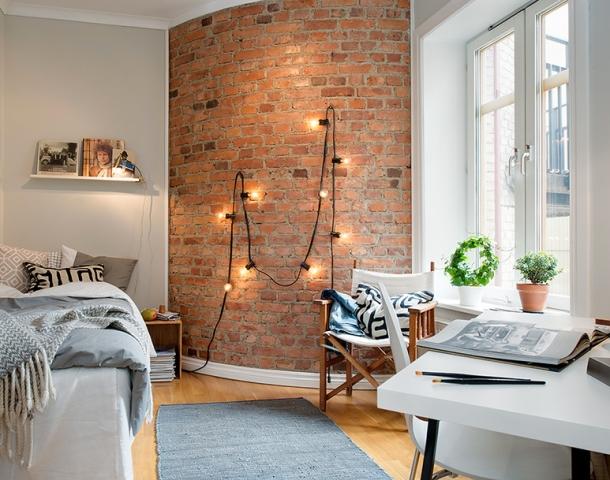 Brick_walls_Bedroom_1